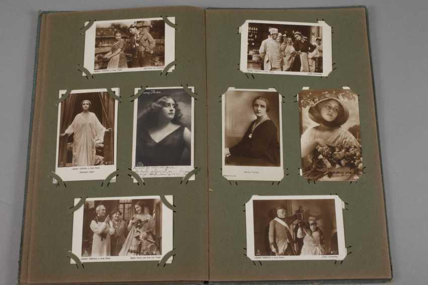 Ansichtskartenalbum Henny Porten - photo 3