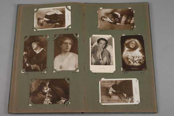 Ansichtskartenalbum Henny Porten - photo 4