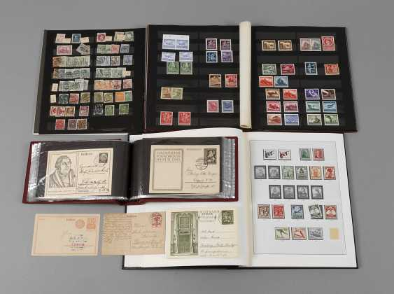 Postage stamps and postal stationery of German Reich - photo 1
