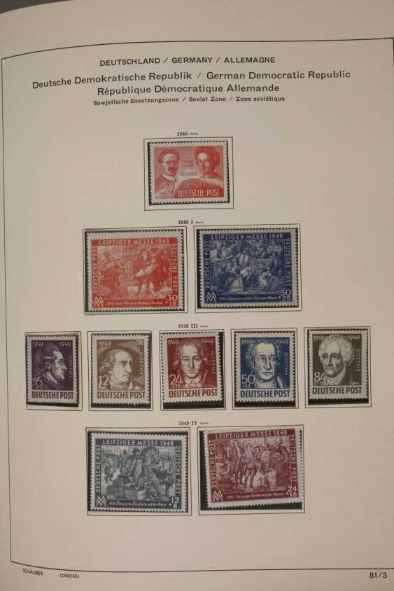 Stamps and postcards, allied occupation, Berlin - photo 6