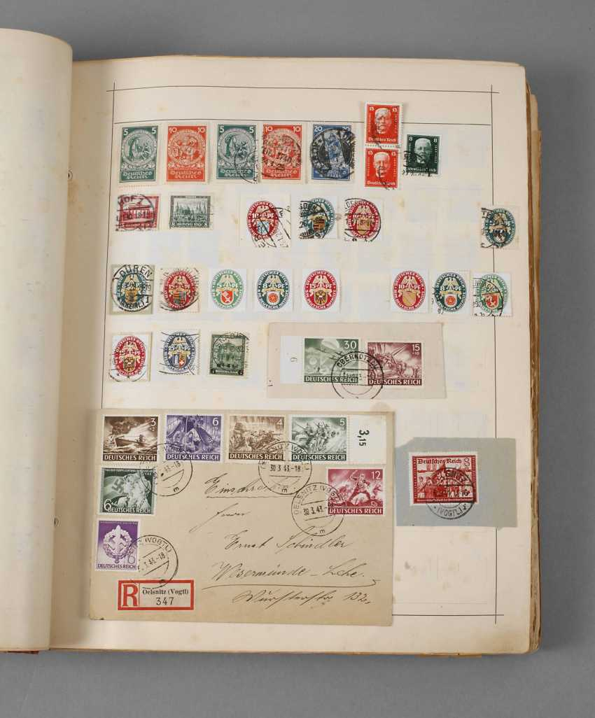 Stamp Collection Europe 1870-1930 - photo 1