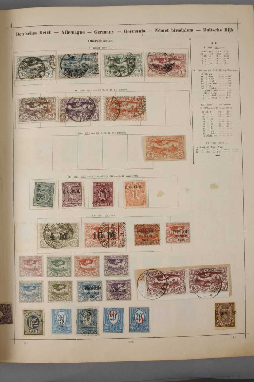 Stamp Collection Europe 1870-1930 - photo 2
