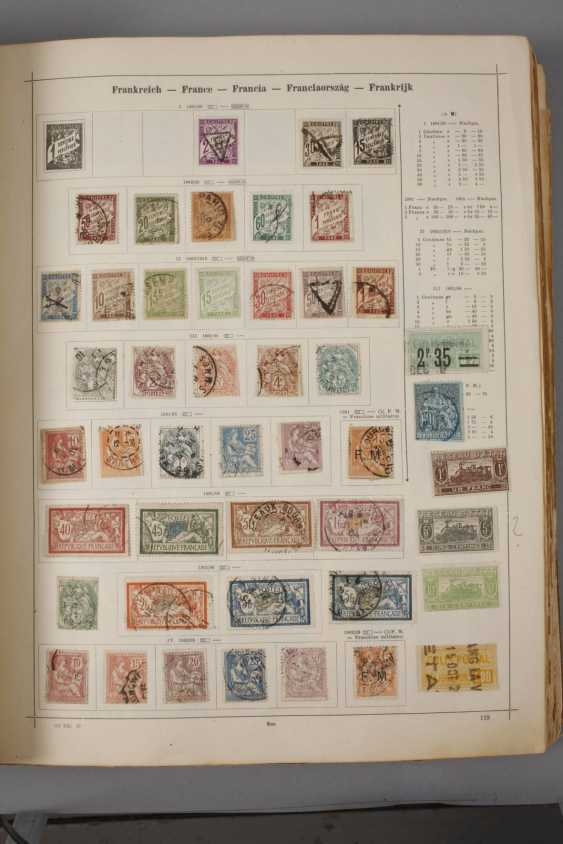Stamp Collection Europe 1870-1930 - photo 3