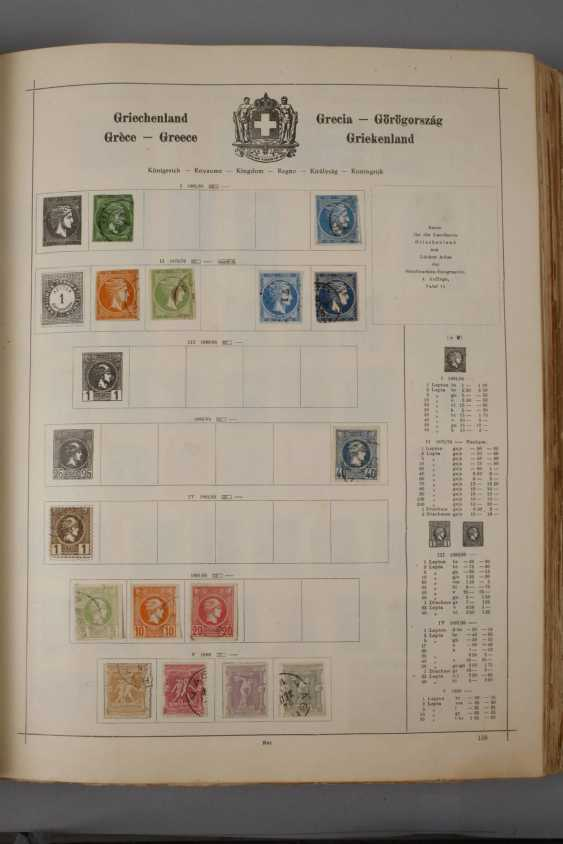 Stamp Collection Europe 1870-1930 - photo 4