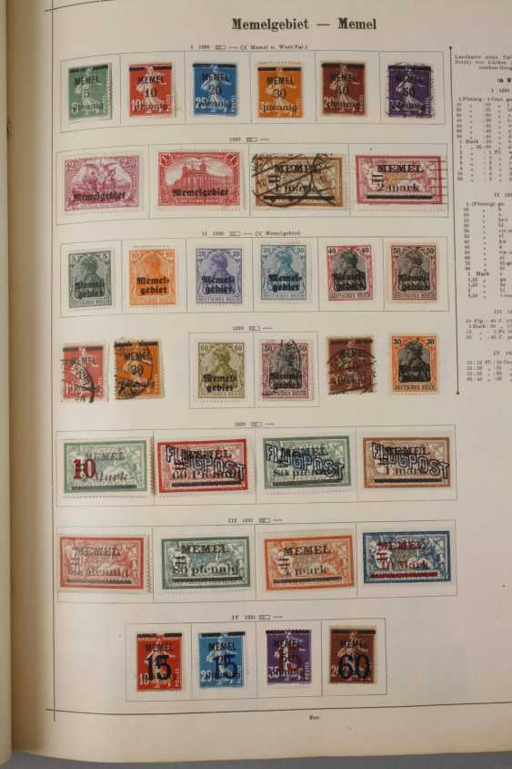 Stamp Collection Europe 1870-1930 - photo 5