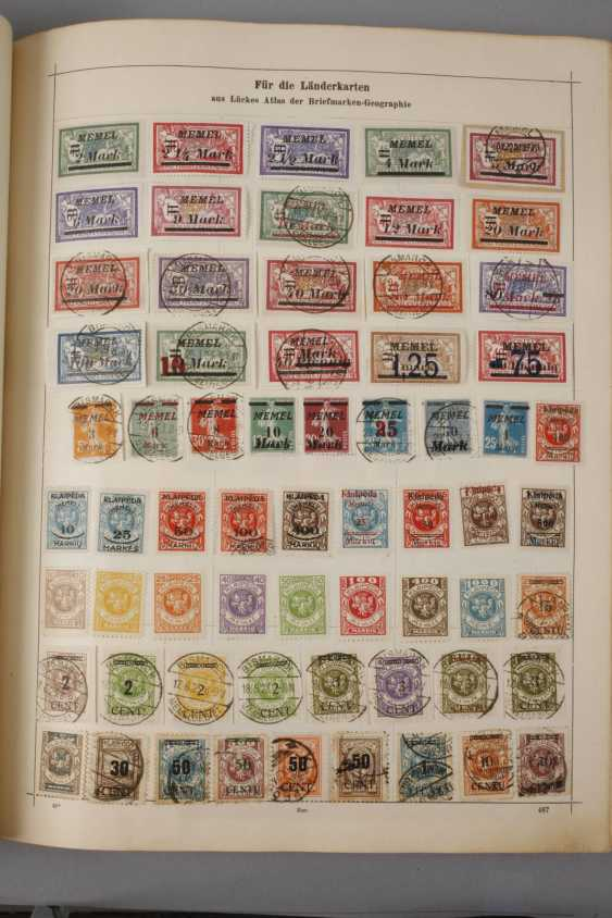 Stamp Collection Europe 1870-1930 - photo 6