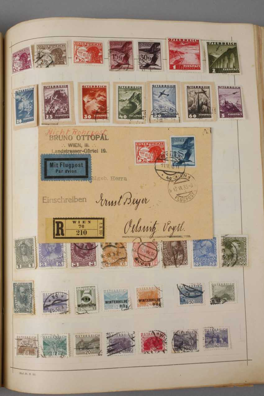Stamp Collection Europe 1870-1930 - photo 7