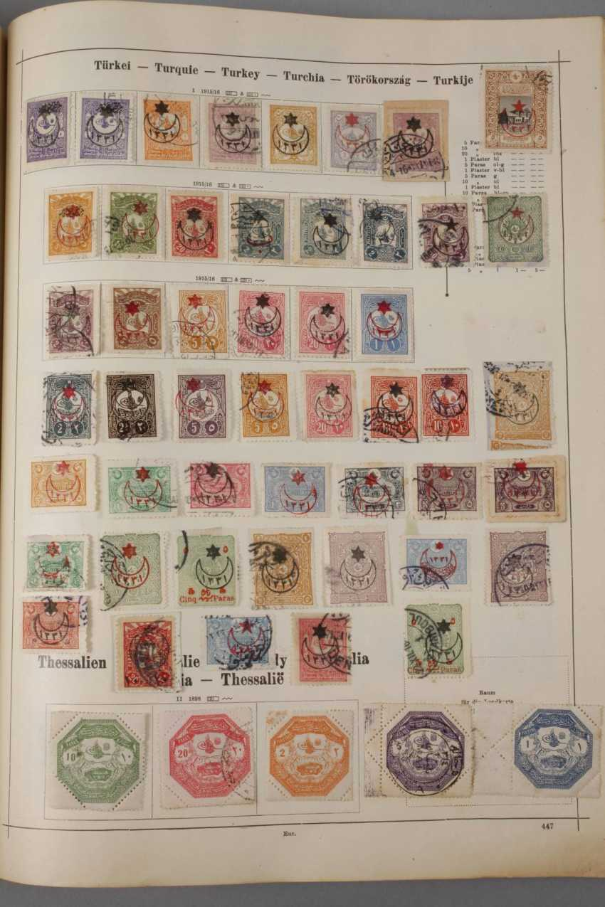 Stamp Collection Europe 1870-1930 - photo 9