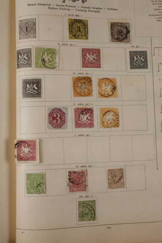 Stamp Collection Europe 1870-1930 - photo 10