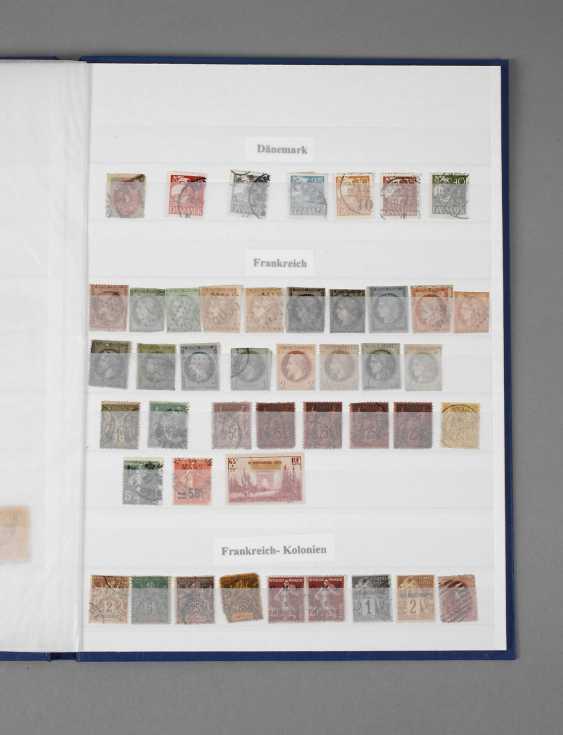 Briefmarkenalbum Europe–Outre-Mer - photo 1