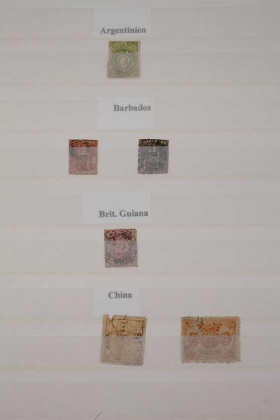 Briefmarkenalbum Europe–Outre-Mer - photo 2
