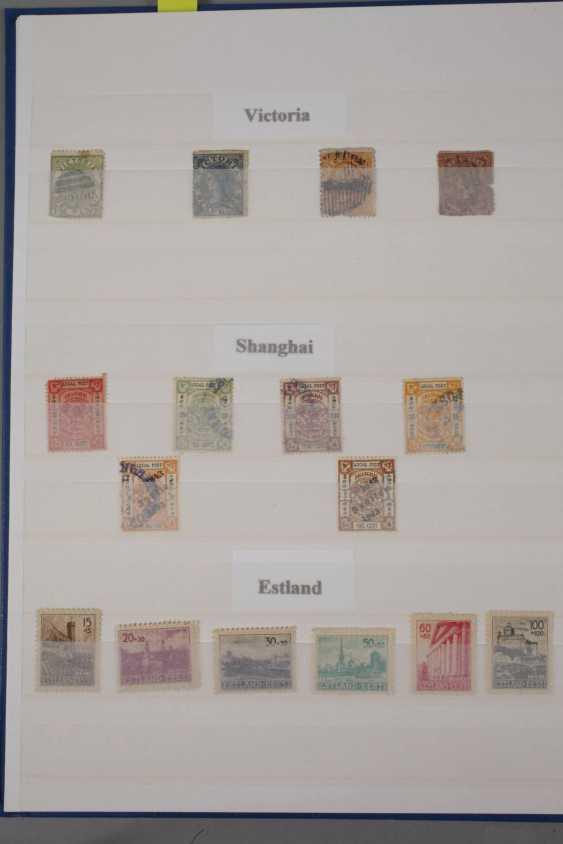 Briefmarkenalbum Europe–Outre-Mer - photo 3