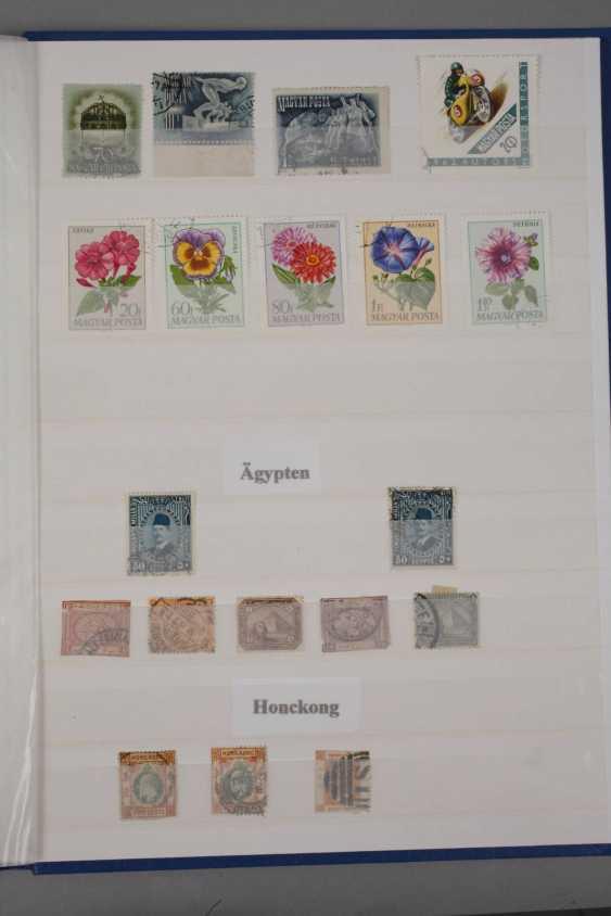 Briefmarkenalbum Europe–Outre-Mer - photo 4