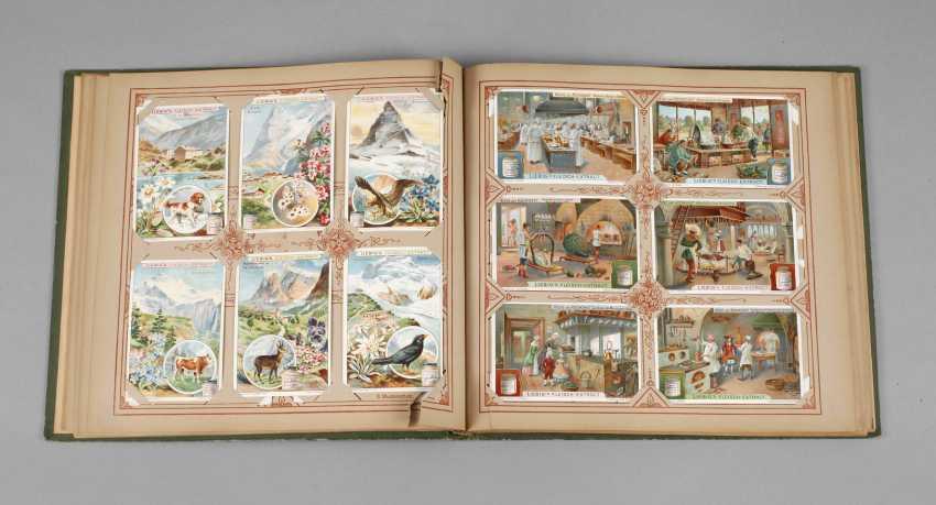 Scrapbook Liebig-Pictures - photo 1