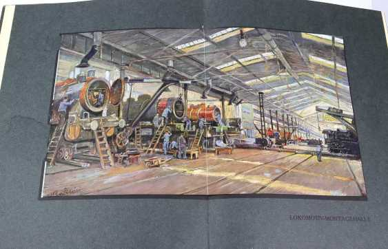 75 Years Of The Saxon Machine Factory In 1912 - photo 2