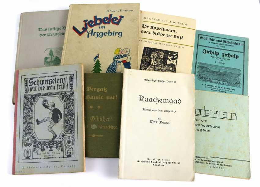 8 рудных гор книг и тетрадей - фото 1