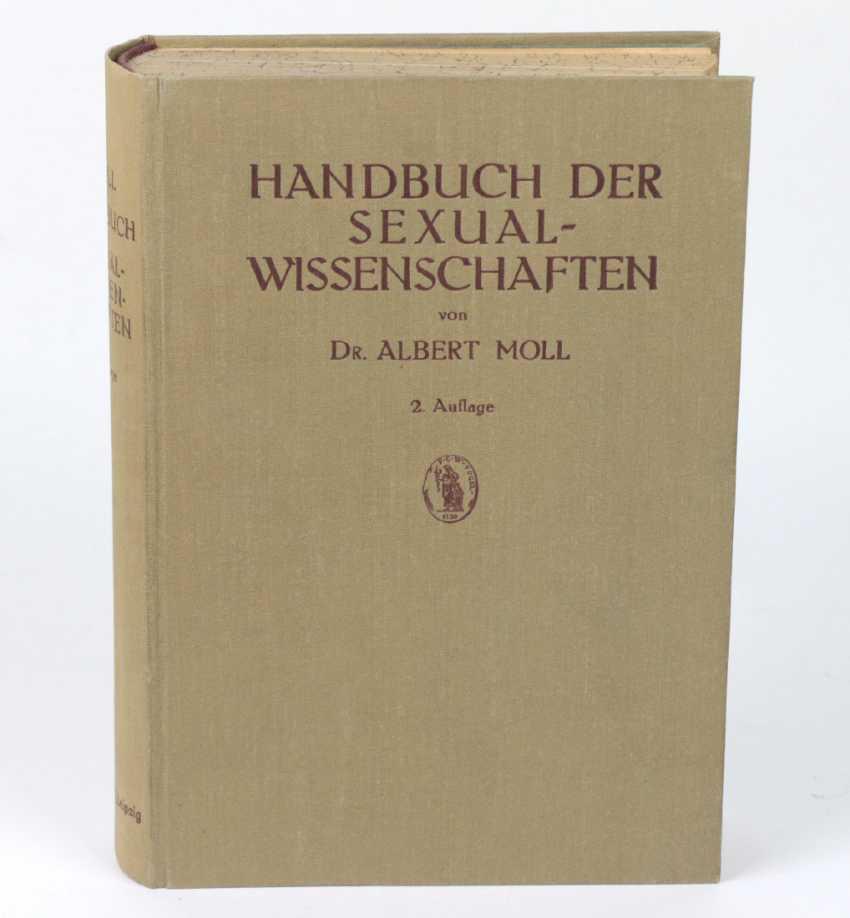 Manuel de l'Sexualwissenschaften - photo 1