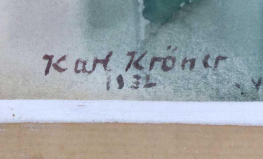Summer at the lake - Kröner, Karl 1932 - photo 2