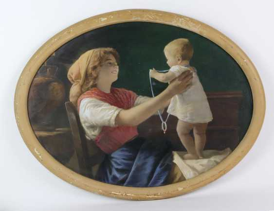 Mother with child - photo 1