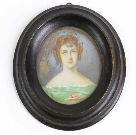 Miniature Portrait of Moscow in the 1830's - photo 1