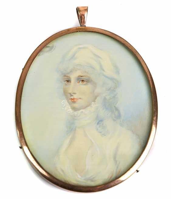 Miniature Portrait 1830 - photo 1