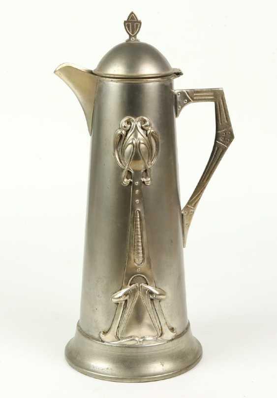 Art Nouveau Schenk jug around 1910 - photo 1