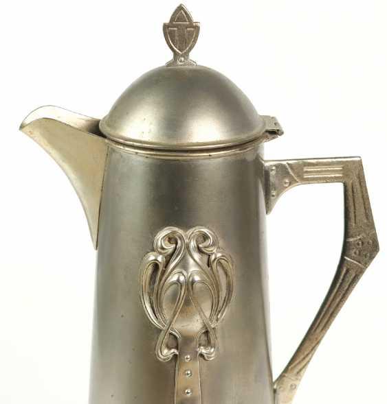 Art Nouveau Schenk jug around 1910 - photo 2