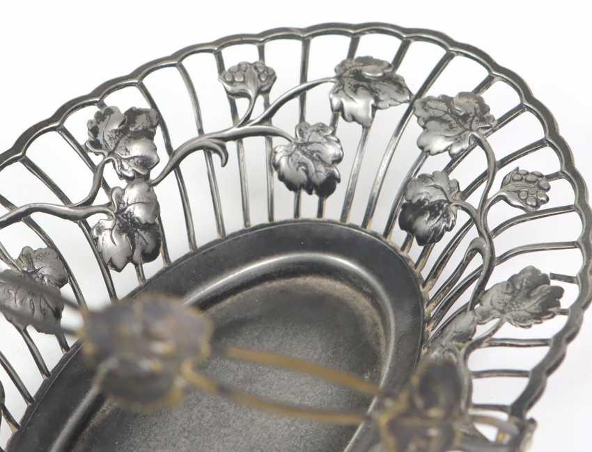 WMF арт нуво Henkel корзину - фото 2