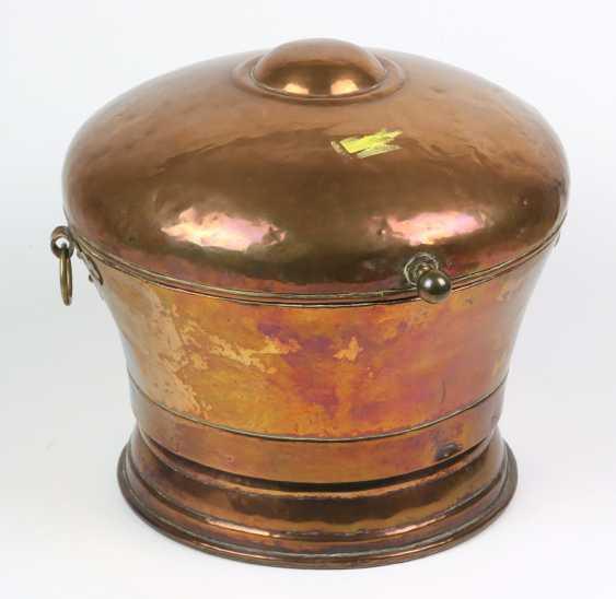 Bread pot 1900 - photo 1