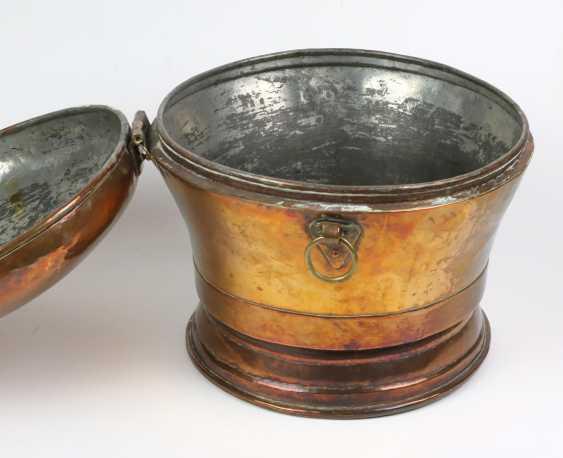 Bread pot 1900 - photo 3