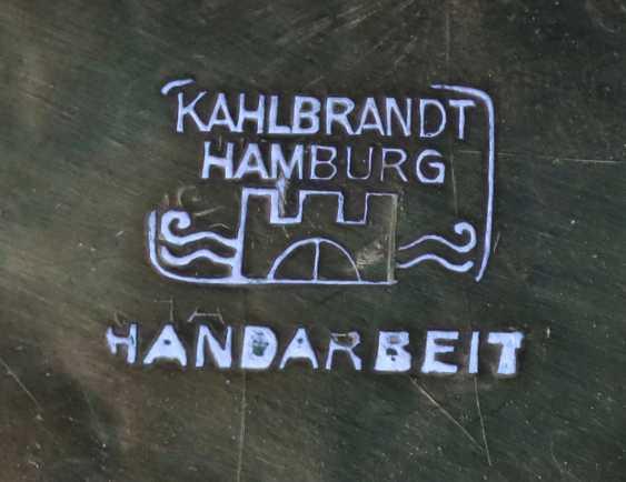 2 hand-driven brass parts - photo 2