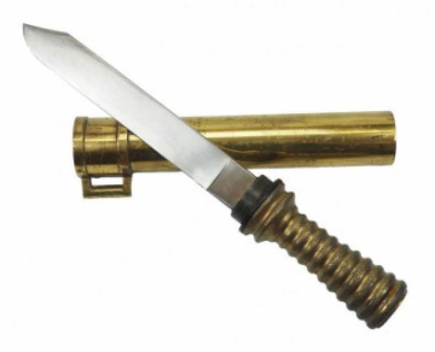 Navy: knife for helmet diving - photo 1