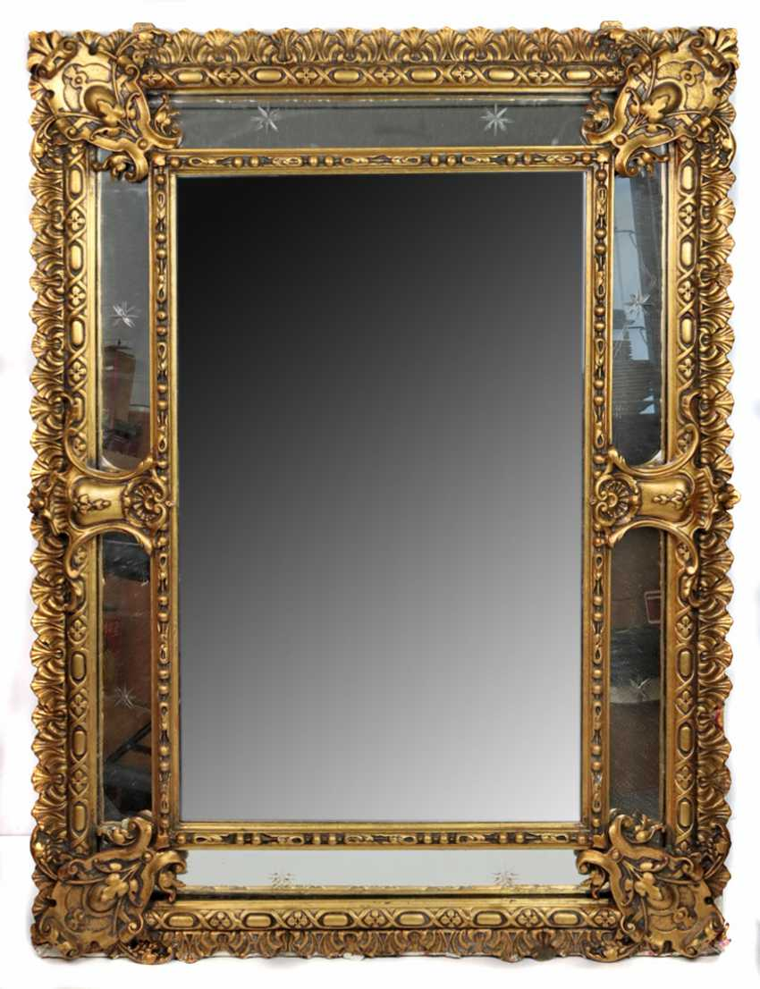 Historicism mirror 1880 - photo 5