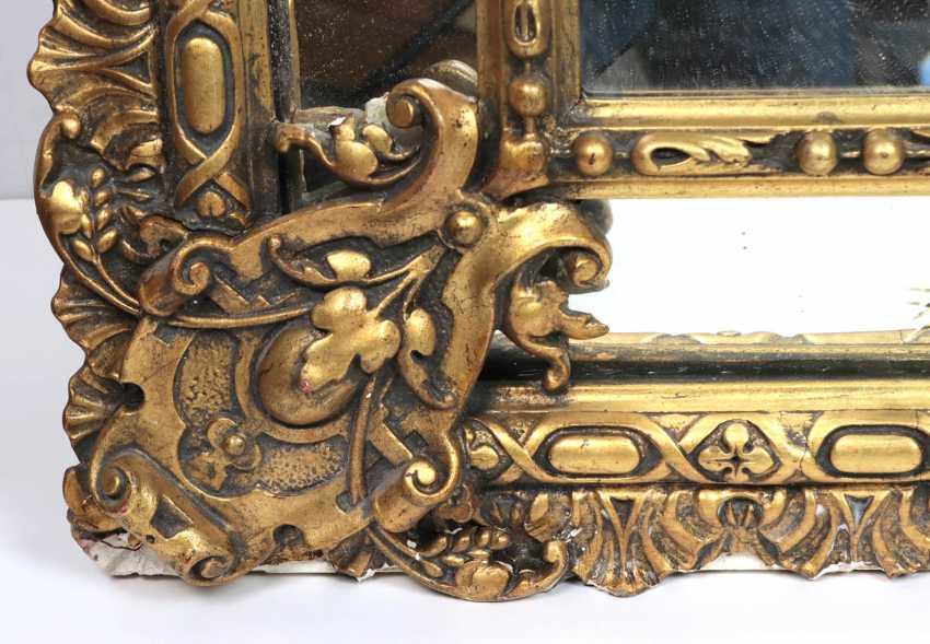 Historicism mirror 1880 - photo 2