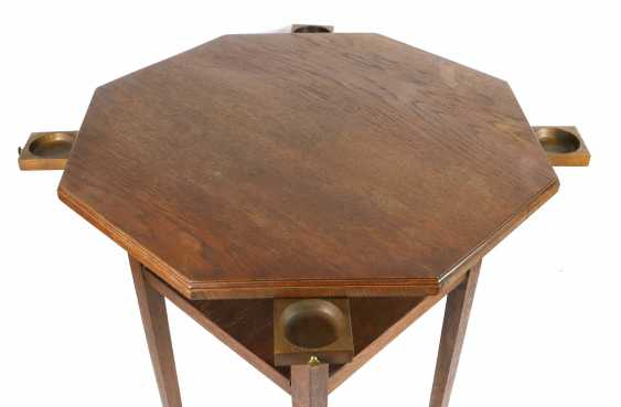 Game table, 1930's - photo 2