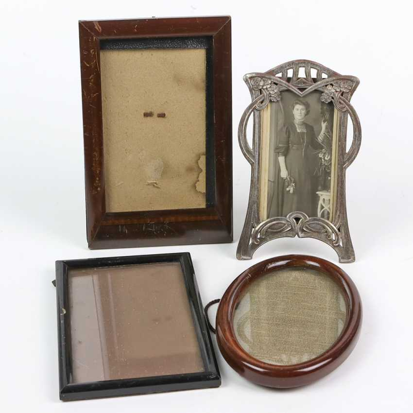 4 small picture frame 1910 - photo 1