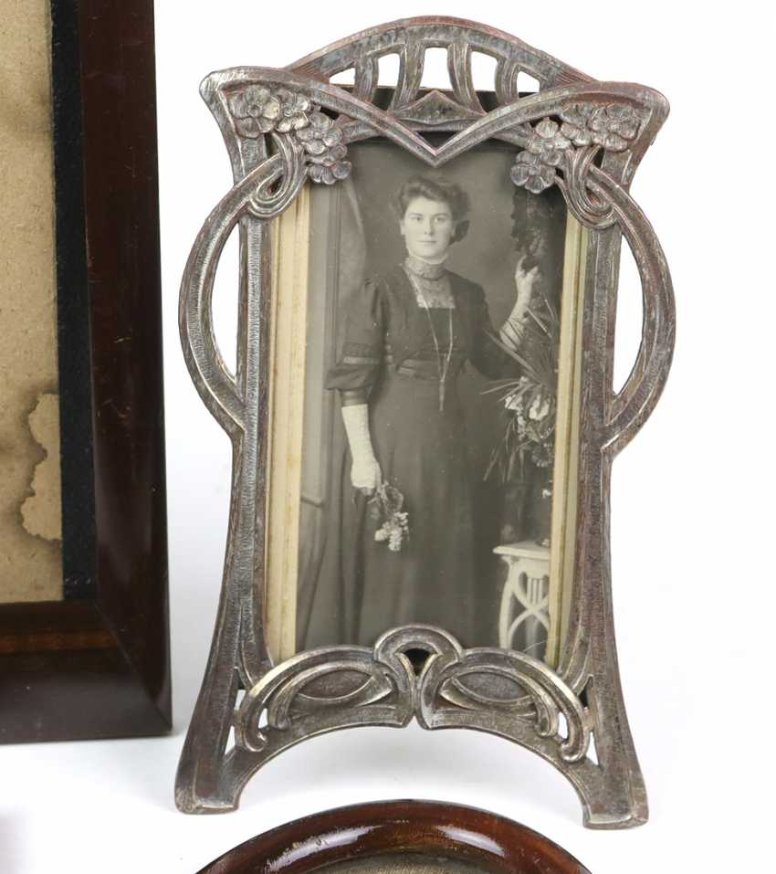 4 small picture frame 1910 - photo 2