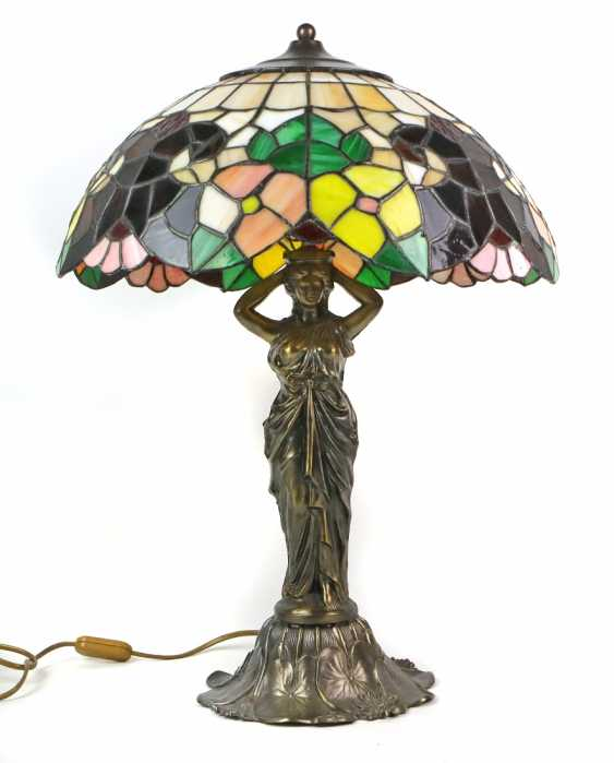 Table Lamp Tiffany Style - photo 1
