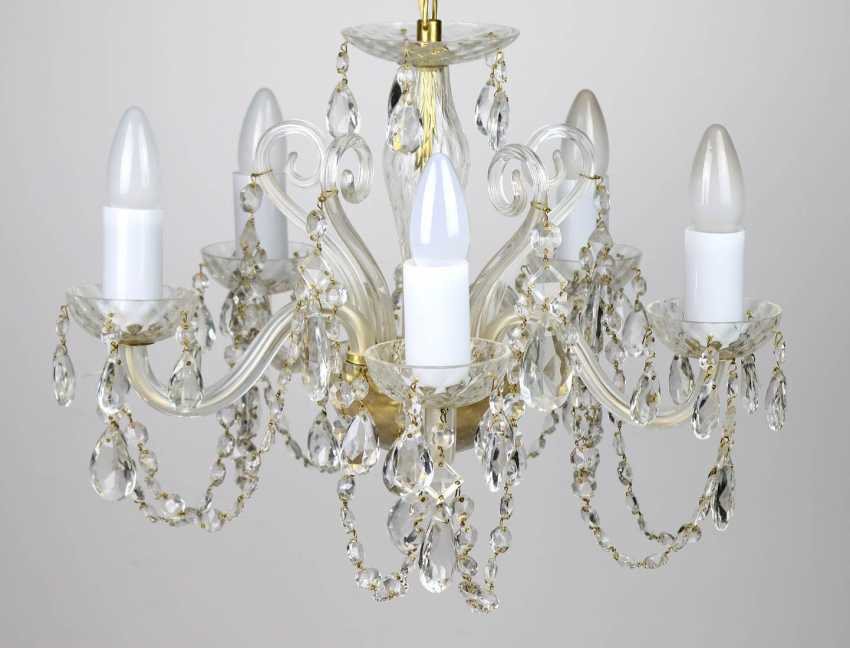 Crystal Ceiling Chandelier - photo 1