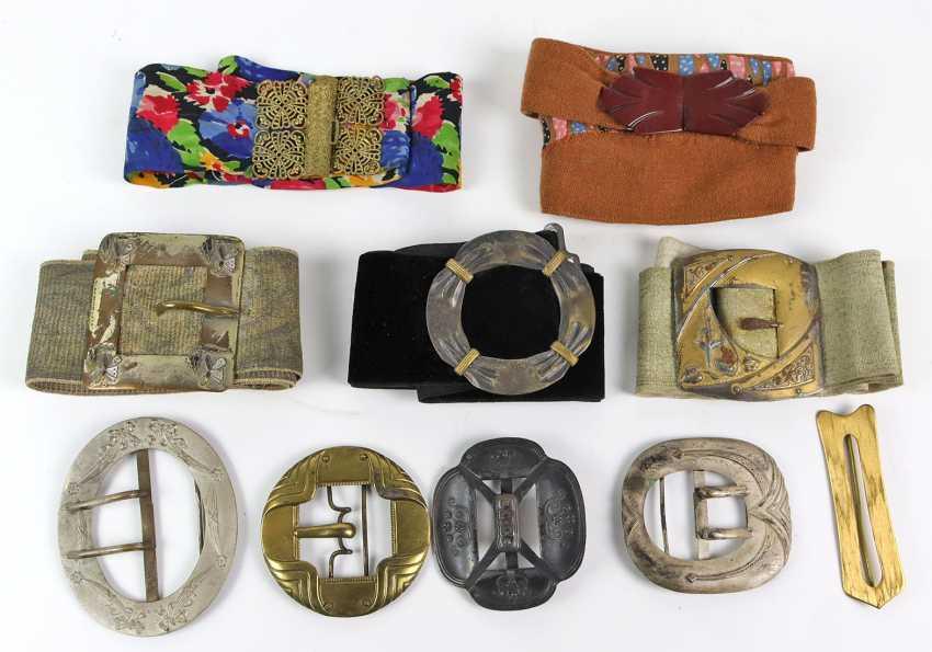 Items Belt Buckles - photo 1