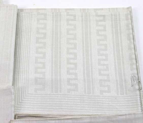 Art Deco Linen Towels - photo 2