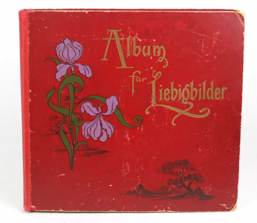 Album for Liebig images to 1910 - photo 1