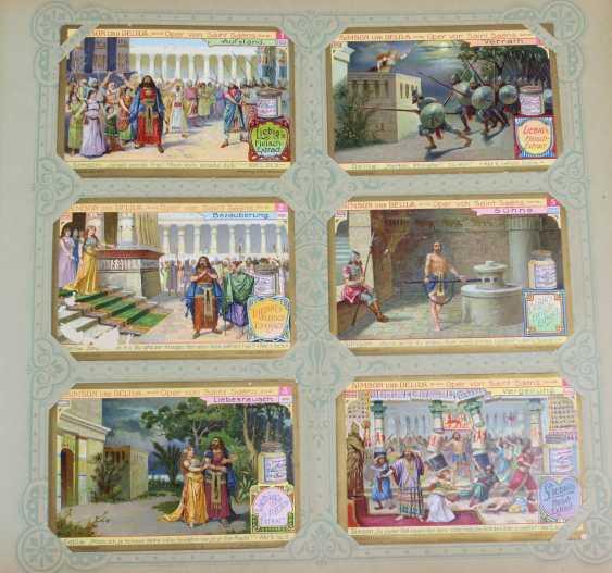 Album for Liebig images to 1910 - photo 3