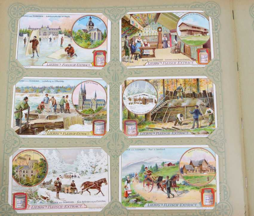 Album for Liebig images to 1910 - photo 4