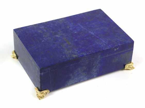 Lapis Lazuli Box - photo 1