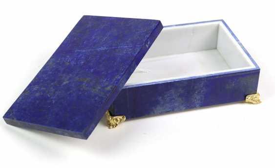 Lapis Lazuli Box - photo 2