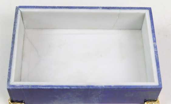 Lapis Lazuli Box - photo 3