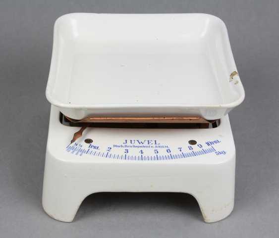 *Jewel* Kitchen Scales - photo 1
