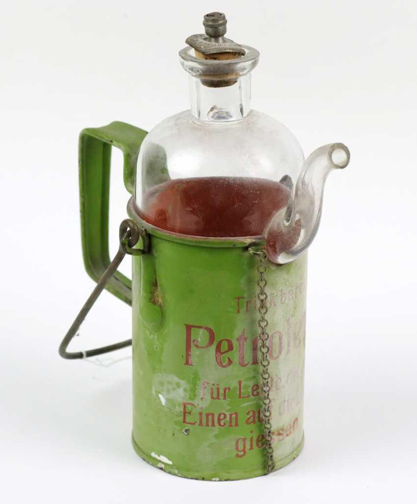 Petroleum jug - photo 1
