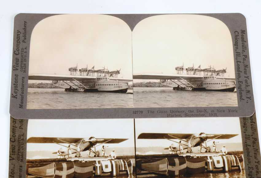 Stereoscope with pictures set - photo 2